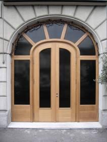 Lindenberg-/Eingangstüren