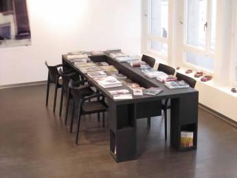 Tisch + Stuhl